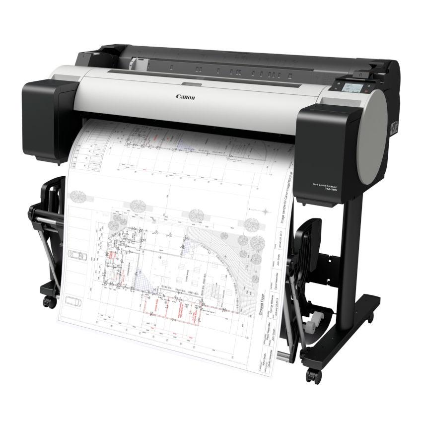 imagePROGRAF TM-300 plotter, imagePROGRAF TM-305 plotter